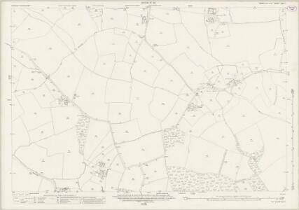 Essex (New Series 1913-) n XIV.1 (includes: Saffron Walden; Wimbish) - 25 Inch Map