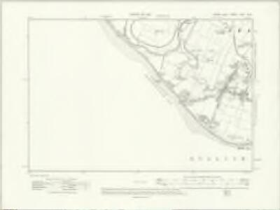 Sussex LXXXI.NW - OS Six-Inch Map