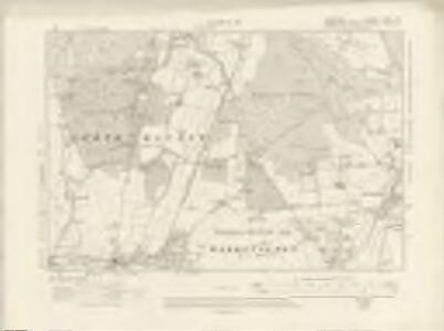 Hampshire & Isle of Wight LXXVI.NE - OS Six-Inch Map