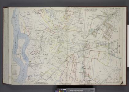 Part of Wards 2 & 3. [Map bound by Old Place Creek,   Washington Ave, Lisk Ave, Lamberts Lane, Merrill Ave, Richmond Road, Richmond    Turnpike, Willow Brook Road, New Road, Jones or Rockland Ave, Old Shore Road,    Union Ave, Lexington Ave, Cannon Av