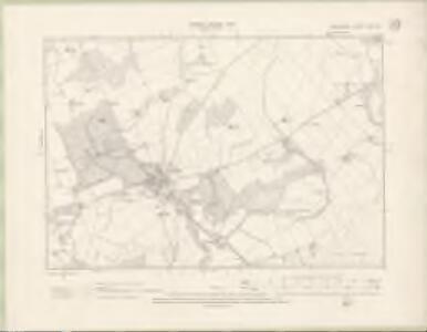 Perth and Clackmannan Sheet CIX.SW - OS 6 Inch map
