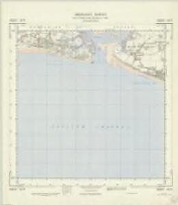 SZ79 - OS 1:25,000 Provisional Series Map