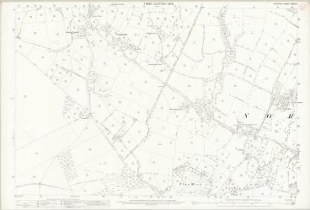 Cheshire XXXIII.9 (includes: Kingsley; Norley) - 25 Inch Map