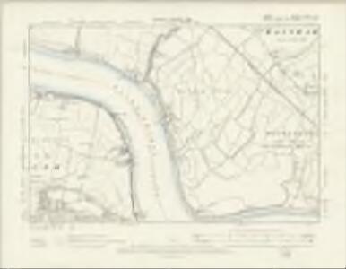 Essex LXXXII.NE - OS Six-Inch Map