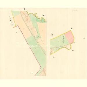 Lauka - m1623-1-001 - Kaiserpflichtexemplar der Landkarten des stabilen Katasters