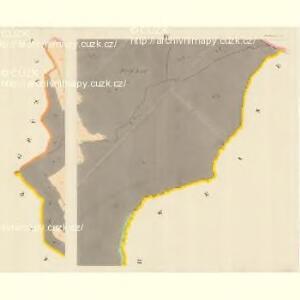 Bodelsdorf (Bochdalow) - m0126-1-004 - Kaiserpflichtexemplar der Landkarten des stabilen Katasters