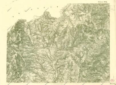 III. vojenské mapování 3958/1
