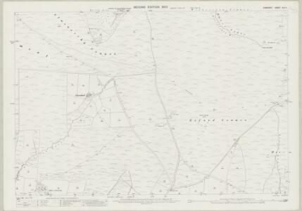 Somerset XLV.4 (includes: Exford; Luccombe) - 25 Inch Map