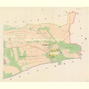 Gramatin - c7301-1-001 - Kaiserpflichtexemplar der Landkarten des stabilen Katasters
