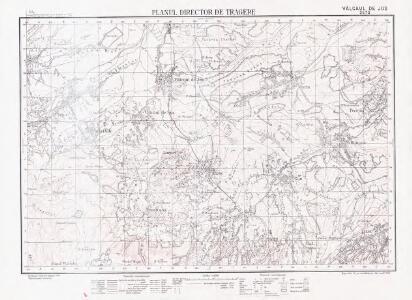 Lambert-Cholesky sheet 2573 (Vălcăul de Jos)