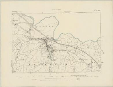 Somerset VI.NE - OS Six-Inch Map
