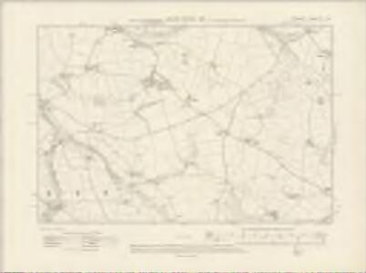 Cornwall XL.SW - OS Six-Inch Map