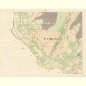 Unter Beczwa (Dolni Beczwa) - m0477-1-008 - Kaiserpflichtexemplar der Landkarten des stabilen Katasters