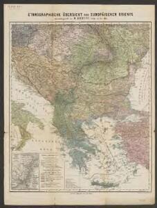 Ethnographische Übersicht des europäischen Orients