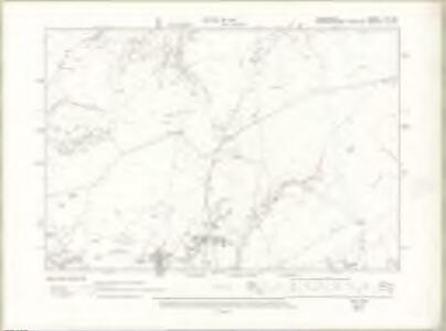 Lanarkshire Sheet XIV.SW - OS 6 Inch map