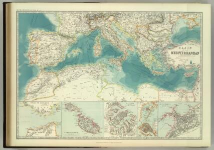 Mediterranean Basin.