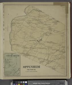 Oppenheim Fulton Co. [Township]; Oppenheim [Village]; Oppenheim Business Directory.