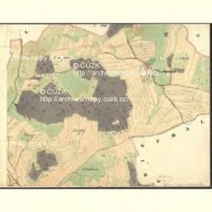 Pohlen - c7178-1-003 - Kaiserpflichtexemplar der Landkarten des stabilen Katasters