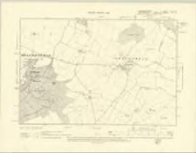 Huntingdonshire XX.SW - OS Six-Inch Map