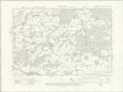 Sussex XLIV.NE - OS Six-Inch Map