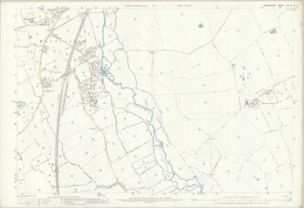 Shropshire XV.16 (includes: Hodnet; Stoke Upon Tern) - 25 Inch Map