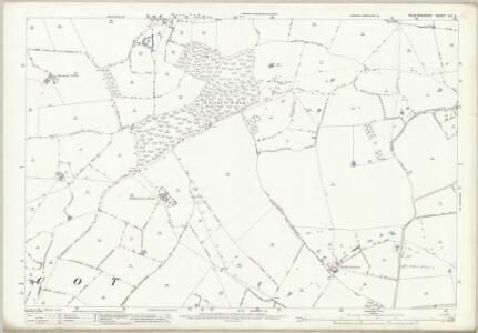 Bedfordshire XX.8 (includes: Cranfield; Hulcote and Salford; Lidlington; Marston Moretaine; Ridgmont) - 25 Inch Map
