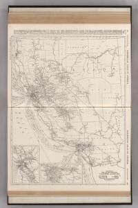 Nevada and California.