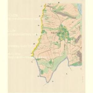 Jurzinka - m1129-1-002 - Kaiserpflichtexemplar der Landkarten des stabilen Katasters