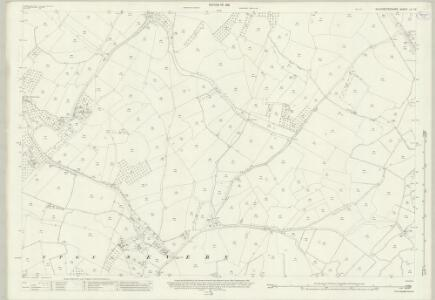 Gloucestershire LV.10 (includes: Hill; Oldbury upon Severn) - 25 Inch Map