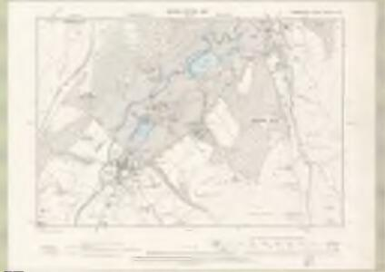 Lanarkshire Sheet XXXVIII.SW - OS 6 Inch map
