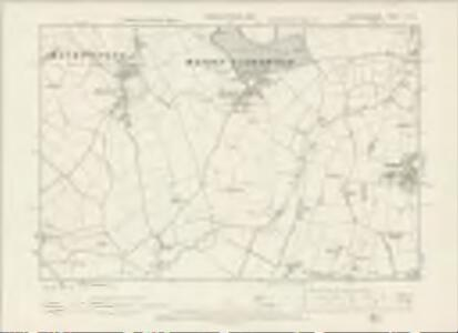 Buckinghamshire V.NW - OS Six-Inch Map