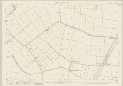 Norfolk LVI.14 (includes: Emneth; Marshland St James; Outwell; Stow Bardolph) - 25 Inch Map