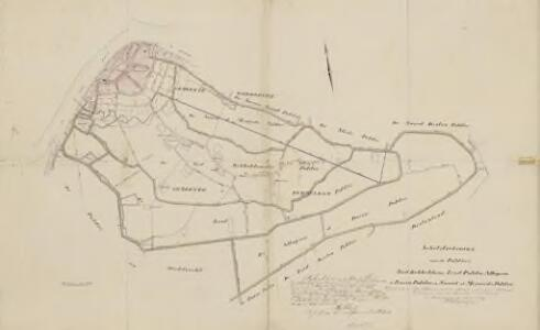 De Vierpolders (bestaande uit Oud-Dubbeldam, Zuidpolder, Alloyzen- of Bovenpolder en Noord- of Merwedepolder), gemeente Dordrecht en Dubbeldam.