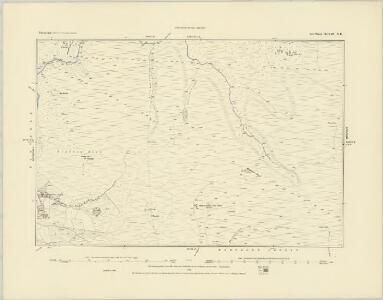 Devonshire XCVIII.SE - OS Six-Inch Map