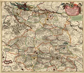 Ducatus Lunenburgensis in omnes ejusdem subjacentes praefecturas Nova descriptio