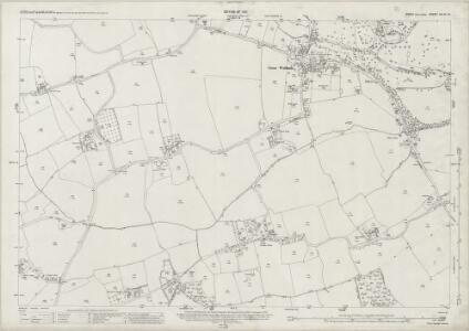 Essex (New Series 1913-) n XLIV.14 (includes: Broomfield; Great Waltham) - 25 Inch Map