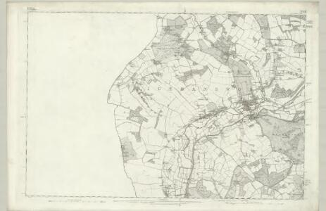 Middlesex IV - OS Six-Inch Map