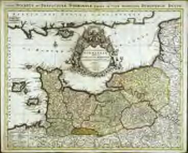 Le Duché et gouvernement de Normandie