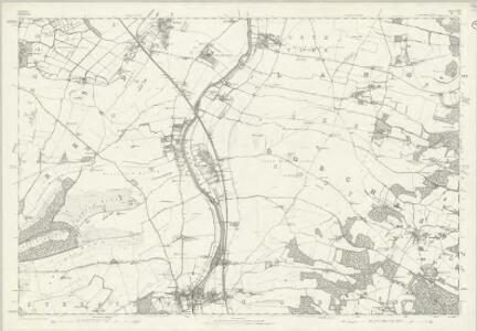 Berkshire XXI - OS Six-Inch Map