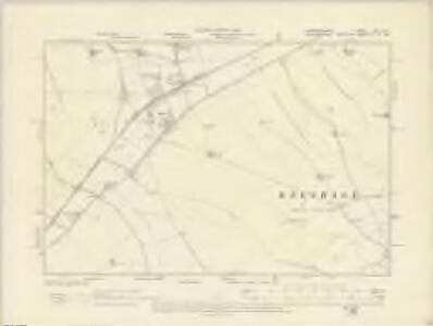 Cambridgeshire LXII.NE - OS Six-Inch Map