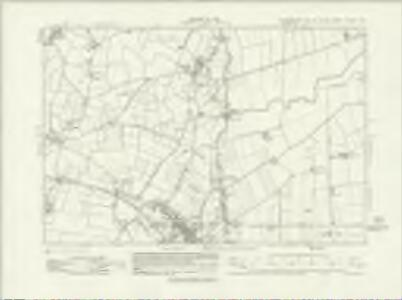 Lincolnshire CXXXVI.SW - OS Six-Inch Map