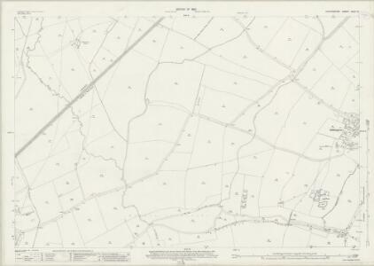 Oxfordshire XXVII.12 (includes: Fencott and Murcott; Islip; Noke; Oddington) - 25 Inch Map
