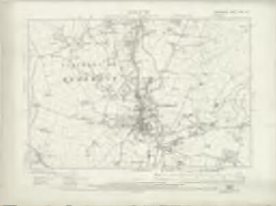 Cumberland LXXII.NE - OS Six-Inch Map