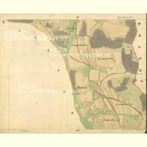 Ziering - c0943-1-005 - Kaiserpflichtexemplar der Landkarten des stabilen Katasters