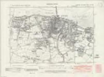 Hampshire & Isle of Wight XCI.SW - OS Six-Inch Map