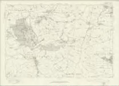 Gloucestershire XVa - OS Six-Inch Map