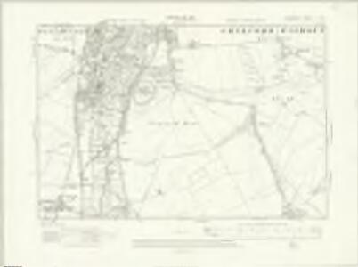 Hampshire & Isle of Wight L.NW - OS Six-Inch Map