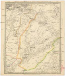 The Panjab with Part of Afganistan, Kashmeer, Sinde & c