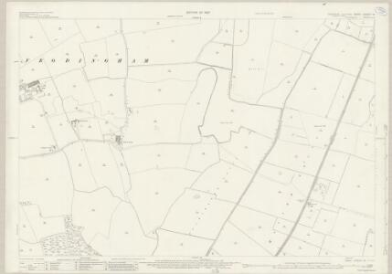 Yorkshire CCXLII.12 (includes: Hollym; Patrington; Rimswell; Withernsea) - 25 Inch Map