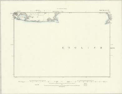Dorset LIV.NE & LIV.SE - OS Six-Inch Map